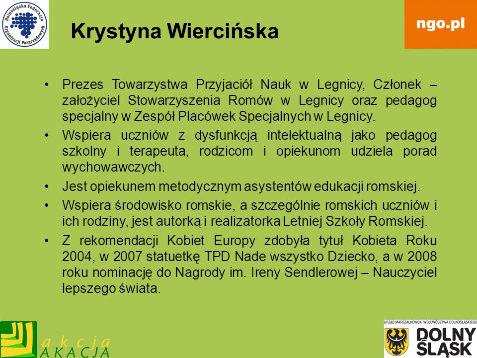 Krystyna Wiercińska