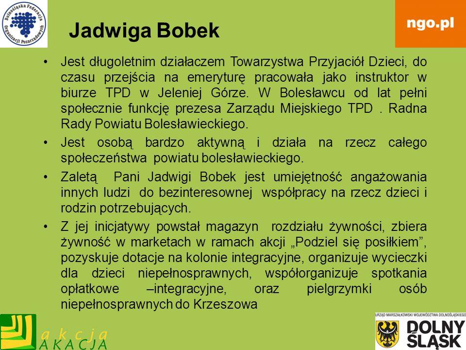 Jadwiga Bobek