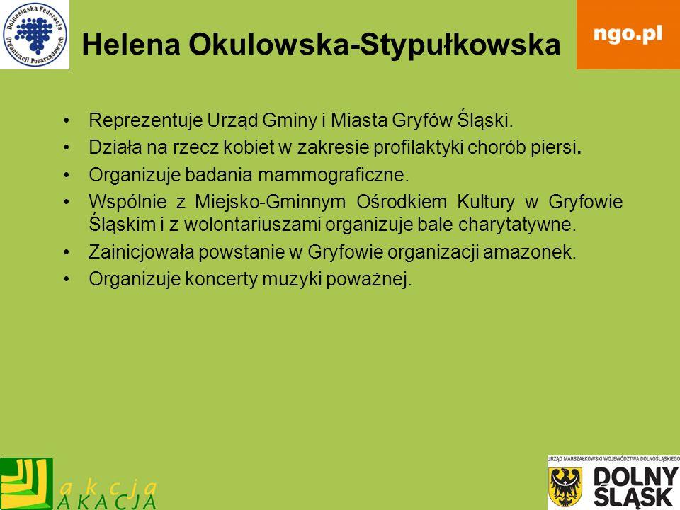 Helena Okulowska-Stypułkowska