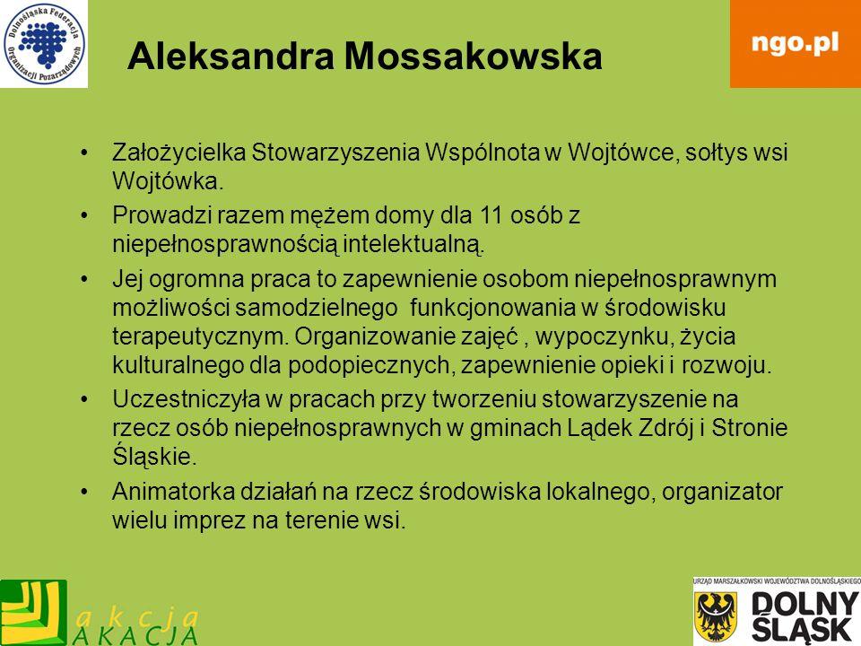 Aleksandra Mossakowska