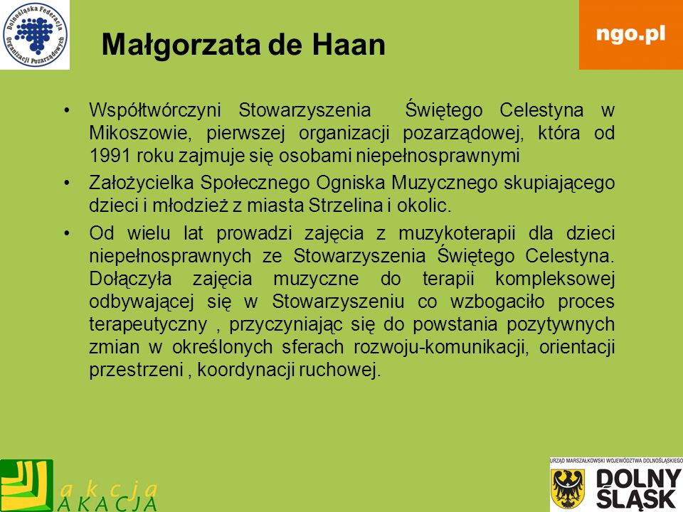 Małgorzata de Haan