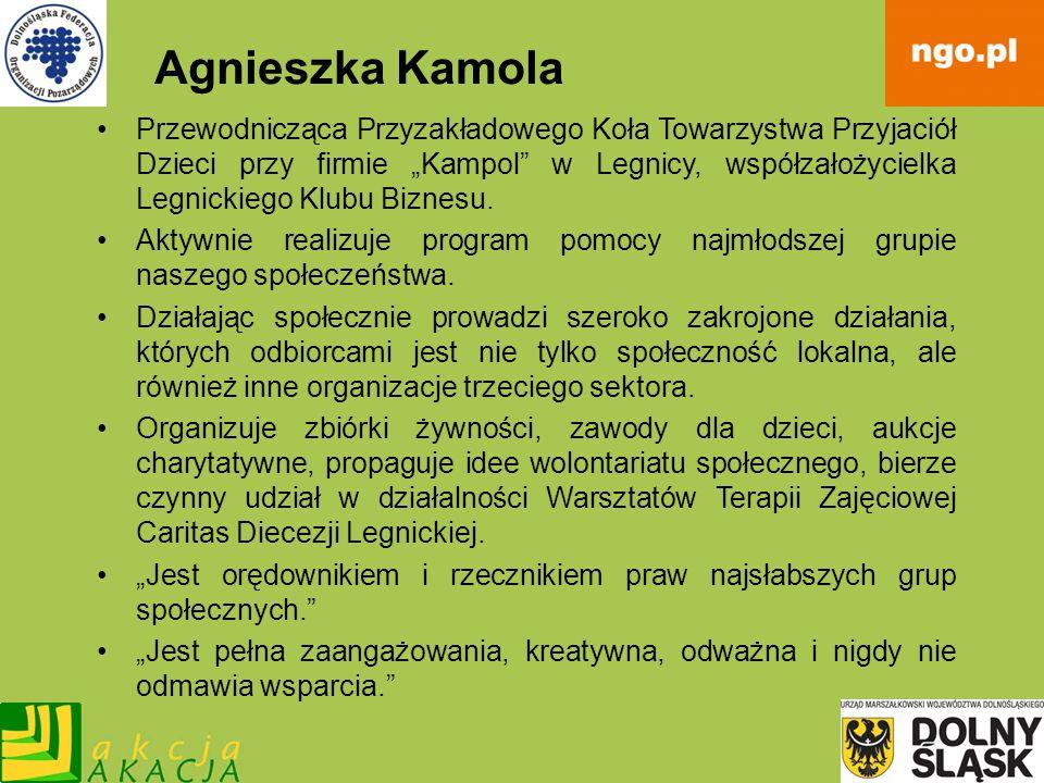 Agnieszka Kamola