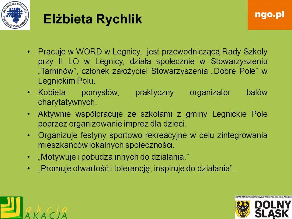 Elżbieta Rychlik