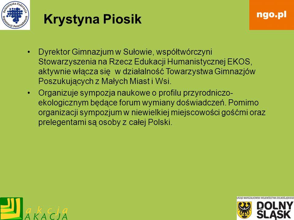 Krystyna Piosik