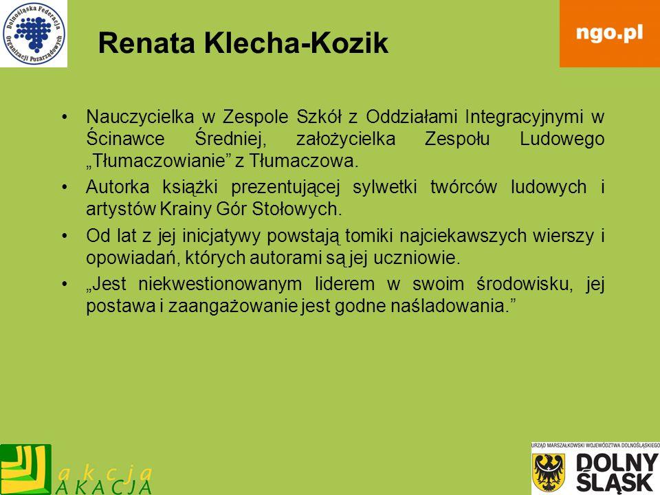 Renata Klecha-Kozik