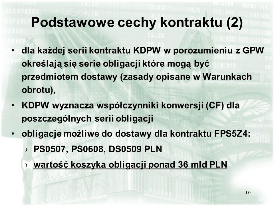 Podstawowe cechy kontraktu (2)