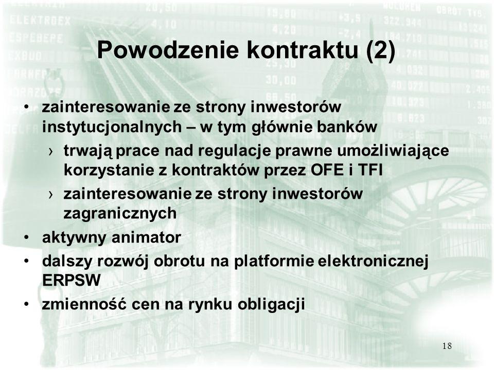 Powodzenie kontraktu (2)