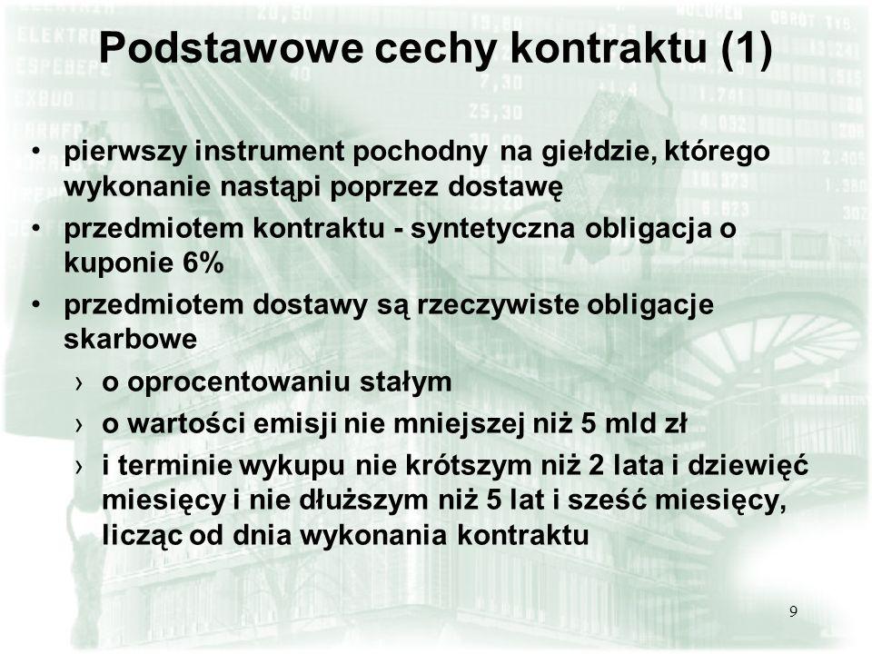 Podstawowe cechy kontraktu (1)