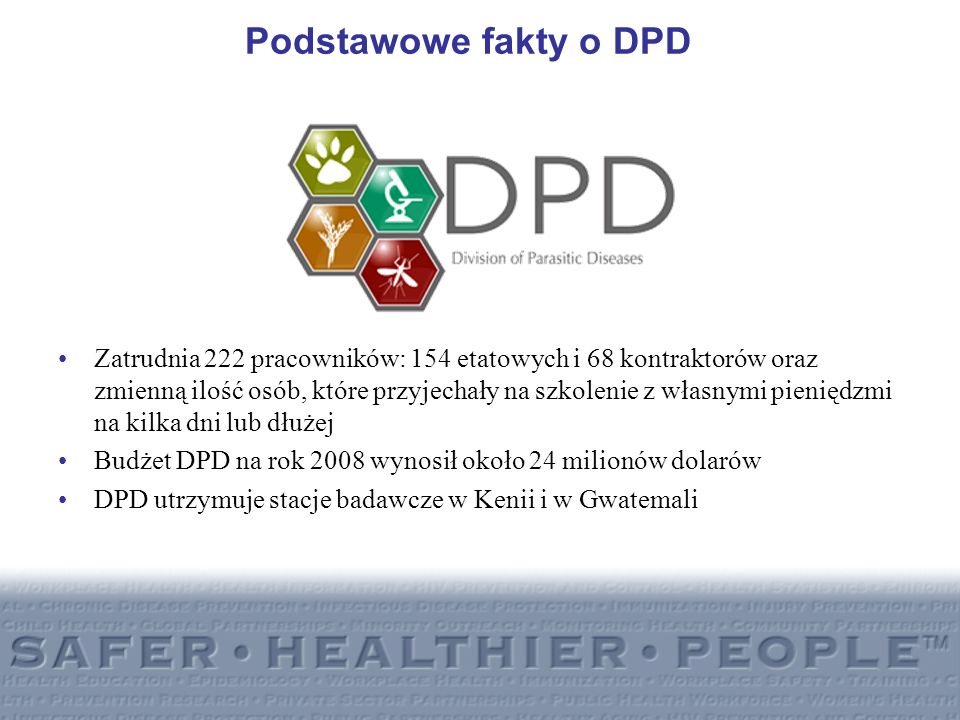 Podstawowe fakty o DPD