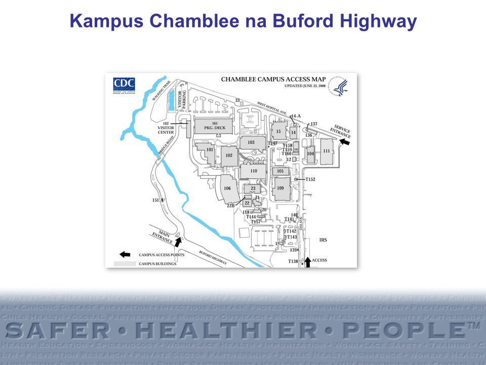 Kampus Chamblee na Buford Highway