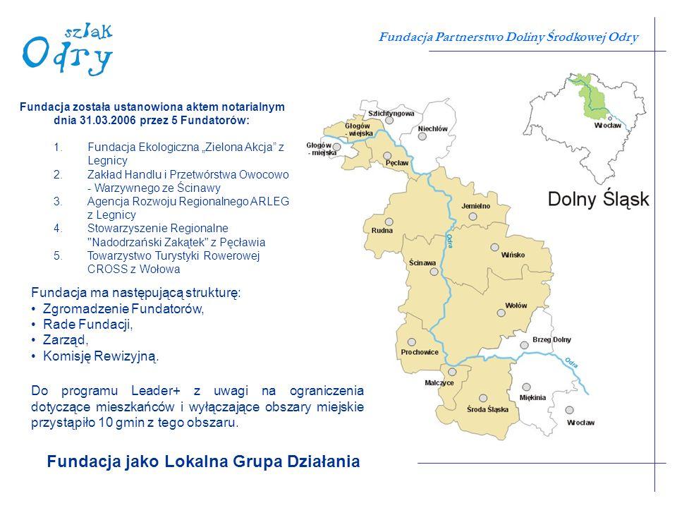 Fundacja jako Lokalna Grupa Działania