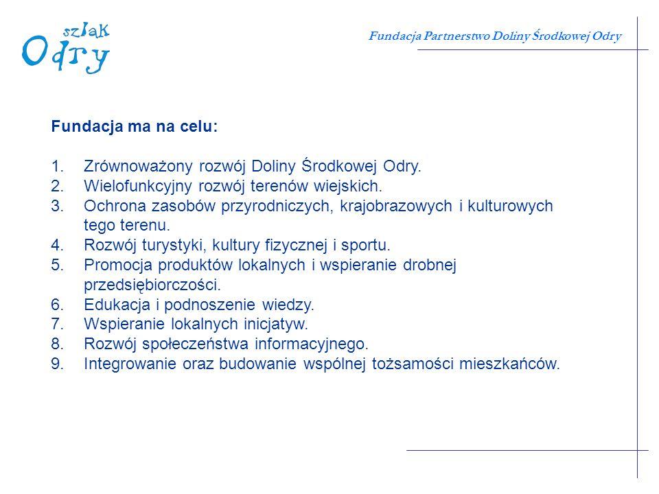 Fundacja Partnerstwo Doliny Środkowej Odry