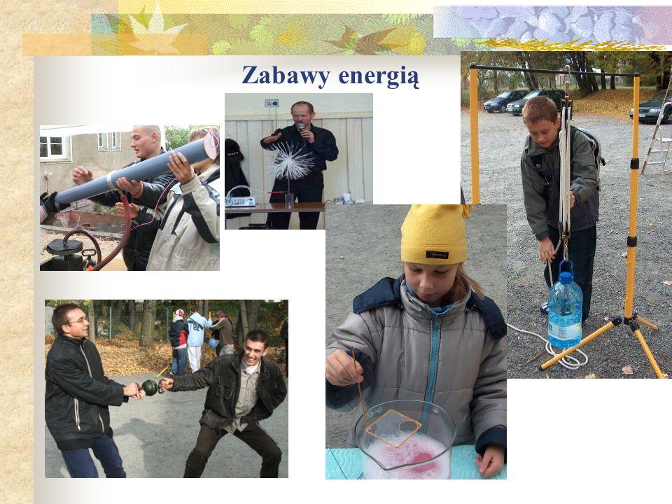 Zabawy energią