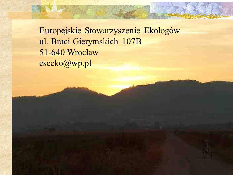 Europejskie Stowarzyszenie Ekologów
