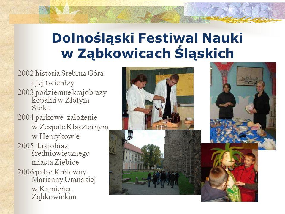 Dolnośląski Festiwal Nauki w Ząbkowicach Śląskich