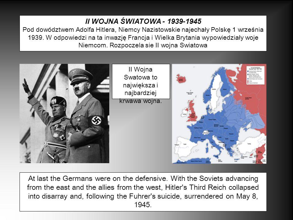 II Wojna Swatowa to największa i najbardziej krwawa wojna.