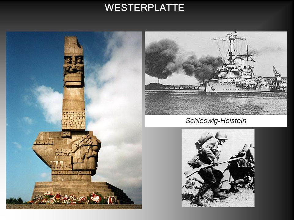WESTERPLATTE Schleswig-Holstein