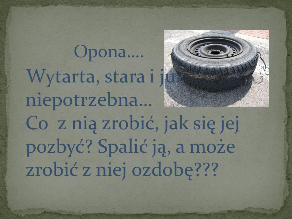 Opona….