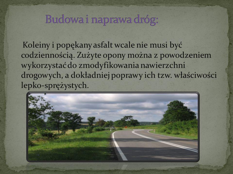 Budowa i naprawa dróg: