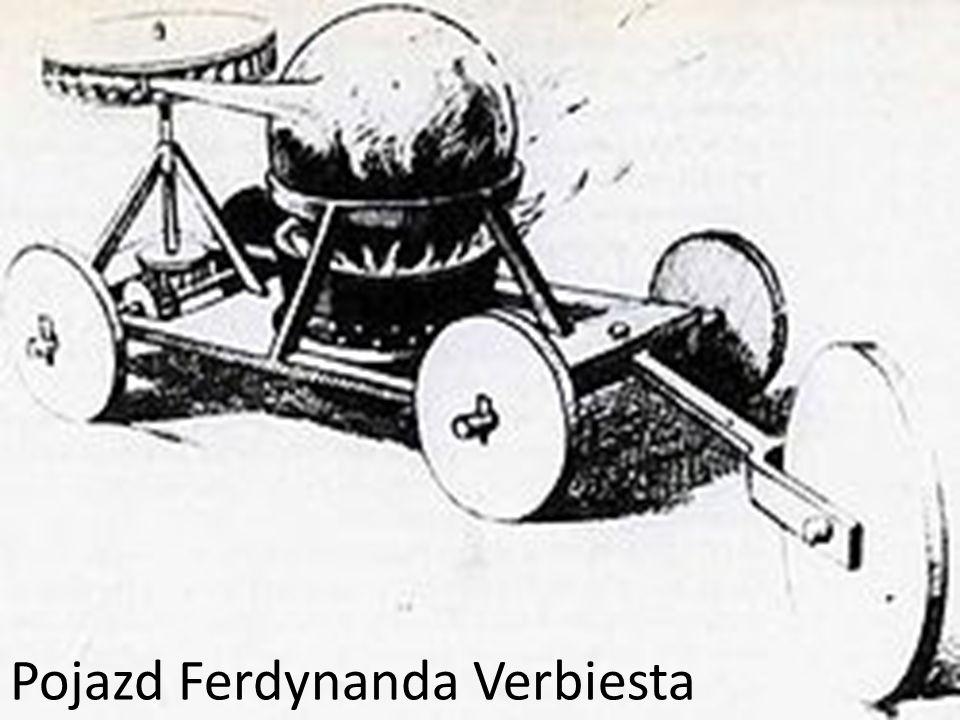 Pojazd Ferdynanda Verbiesta