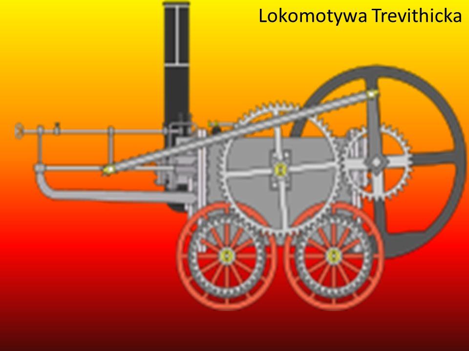 Lokomotywa Trevithicka