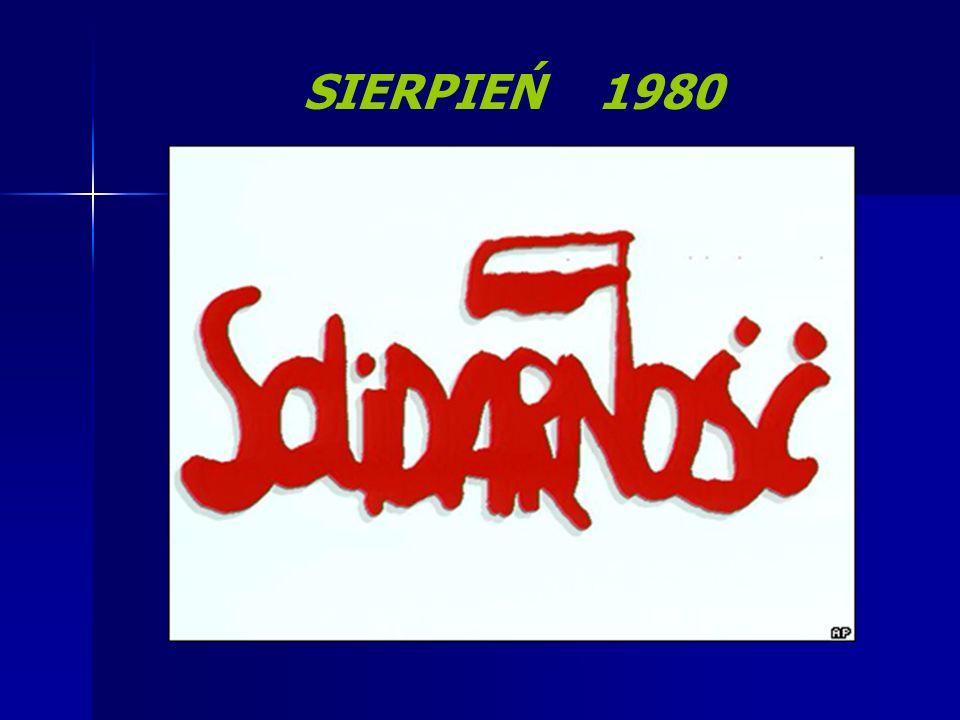 SIERPIEŃ 1980