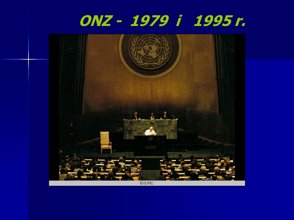 ONZ - 1979 i 1995 r.
