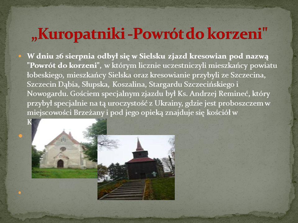 """""""Kuropatniki -Powrót do korzeni"""