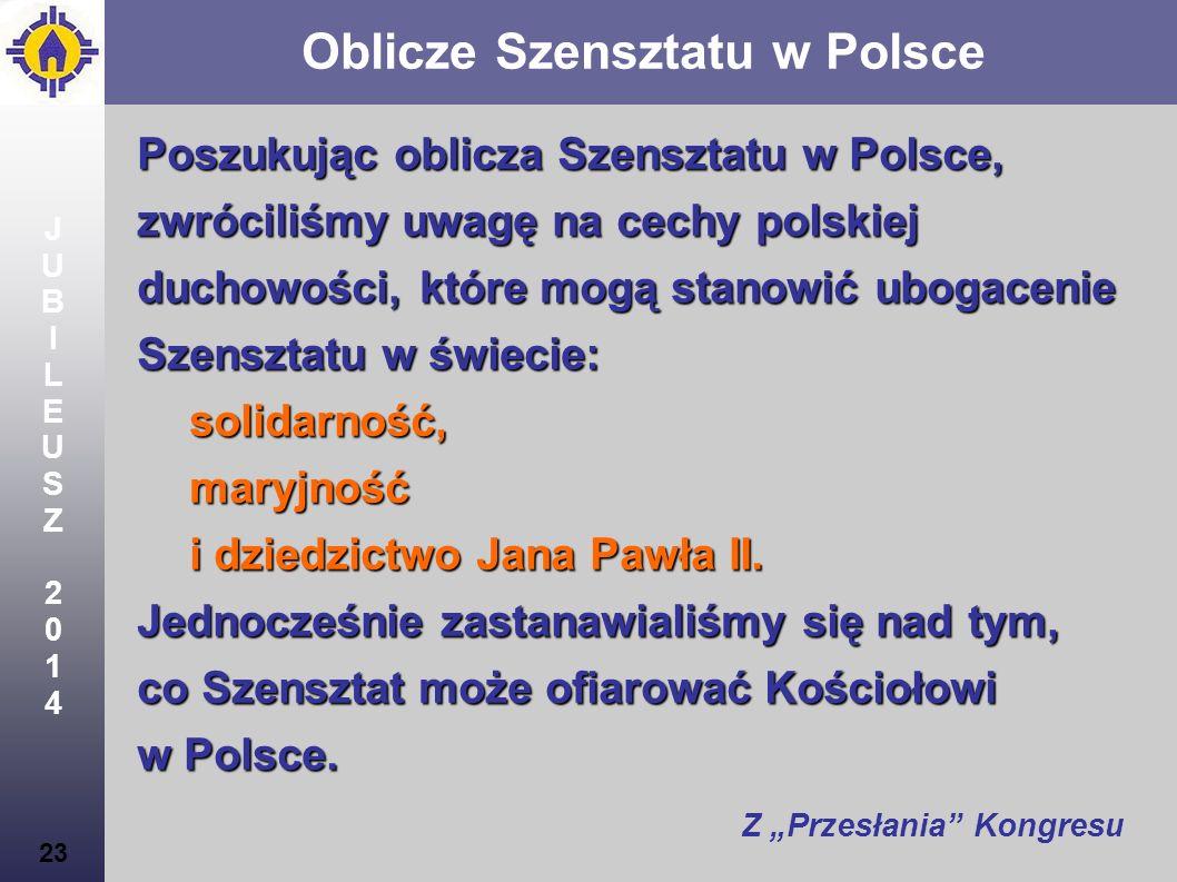Oblicze Szensztatu w Polsce