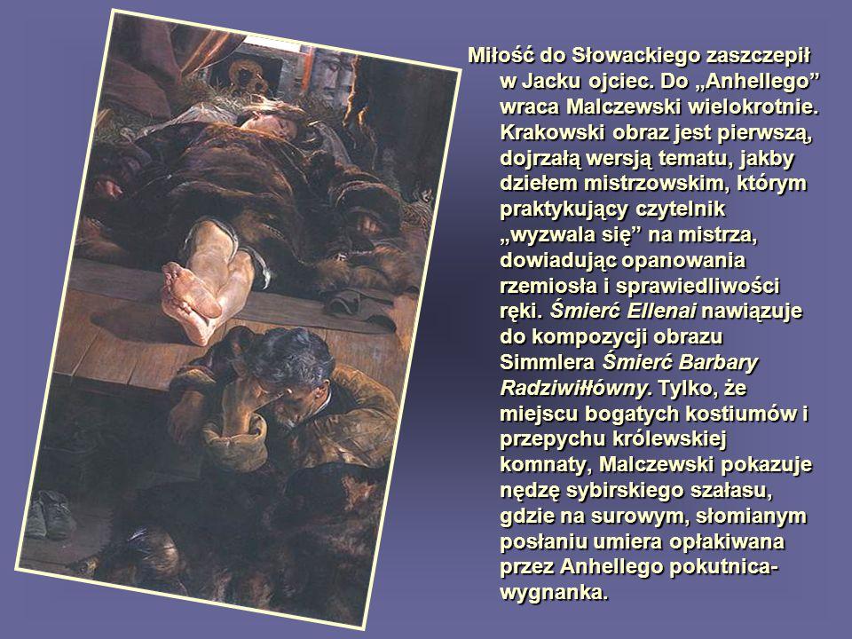 Miłość do Słowackiego zaszczepił w Jacku ojciec