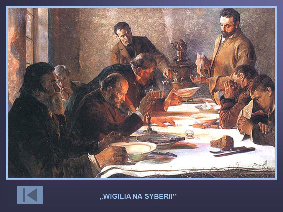 """""""WIGILIA NA SYBERII"""