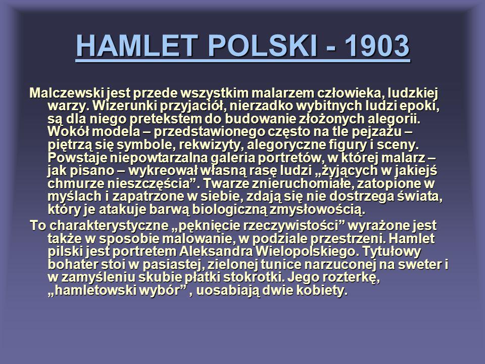 HAMLET POLSKI - 1903