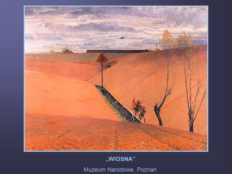 """""""WIOSNA Muzeum Narodowe, Poznań"""