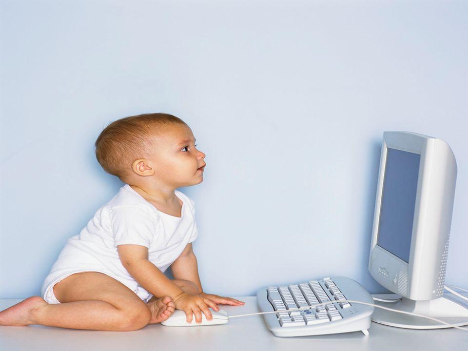 Kiedy mój brat dostał komputer mówił, że będzie na nim pisał zadania, wypracowania.