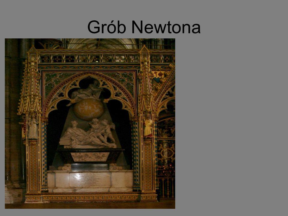 Grób Newtona a