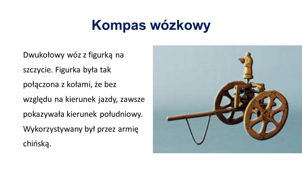Kompas wózkowy