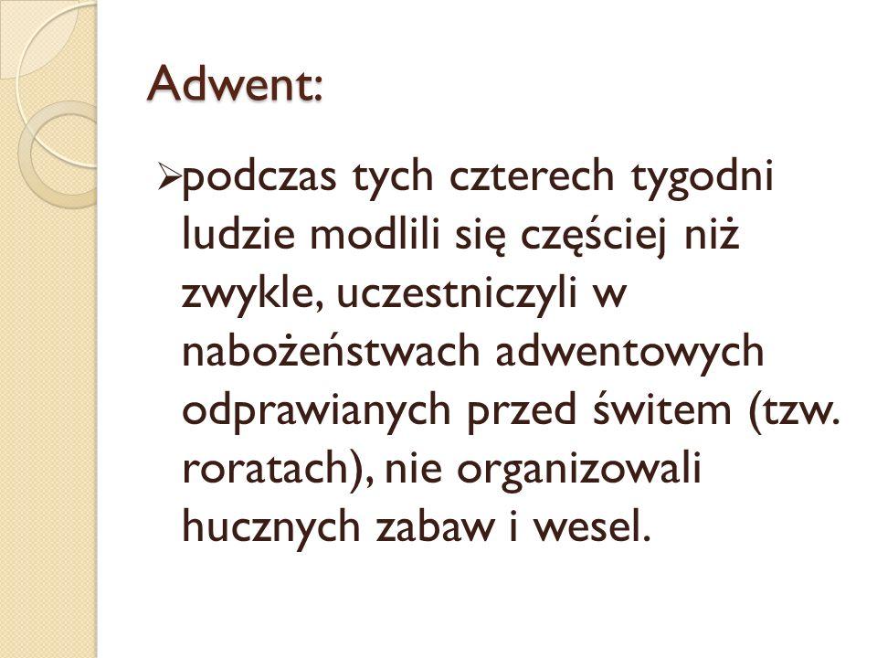 Adwent: