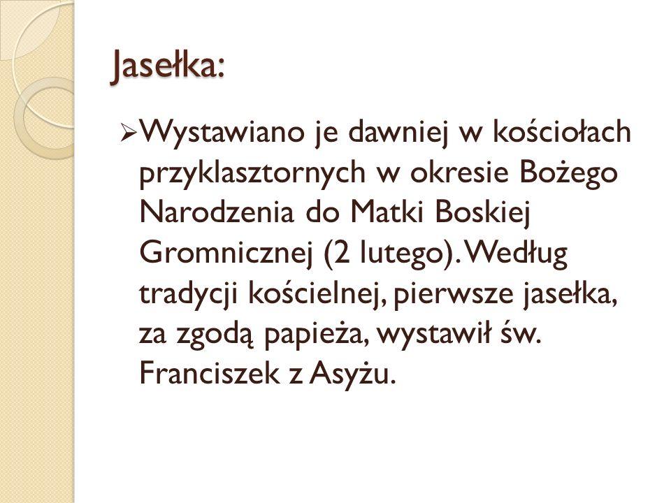 Jasełka: