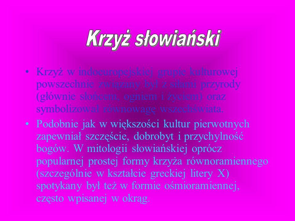 Krzyż słowiański