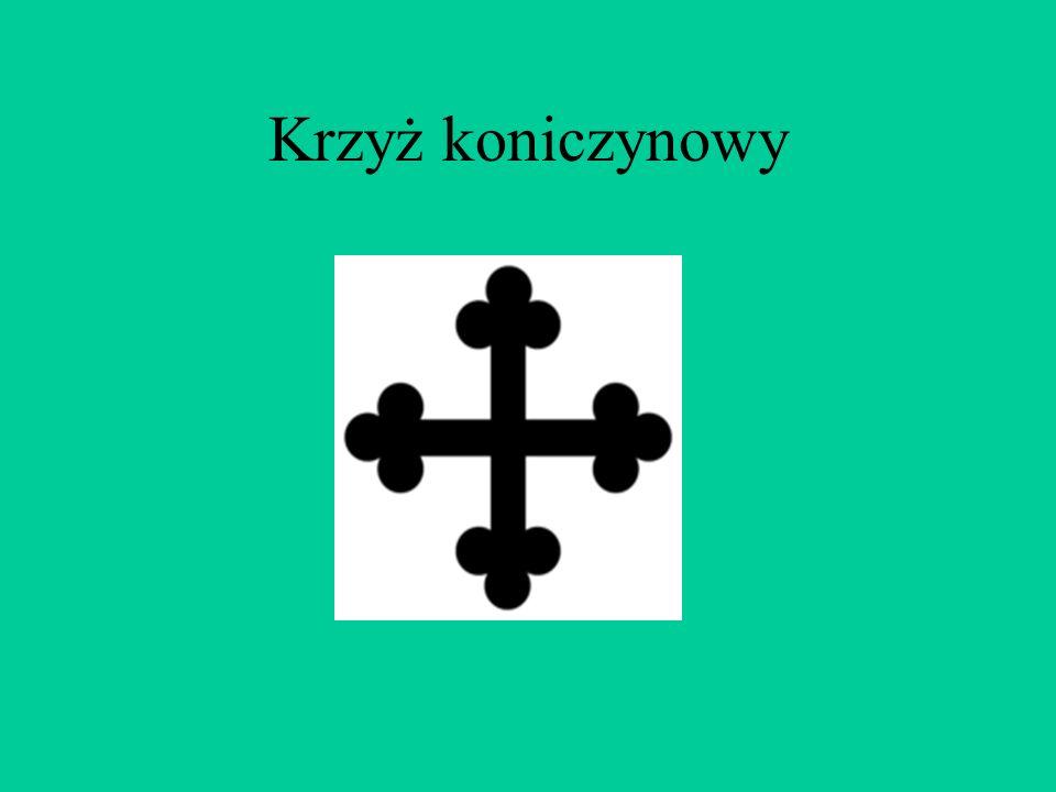 Krzyż koniczynowy