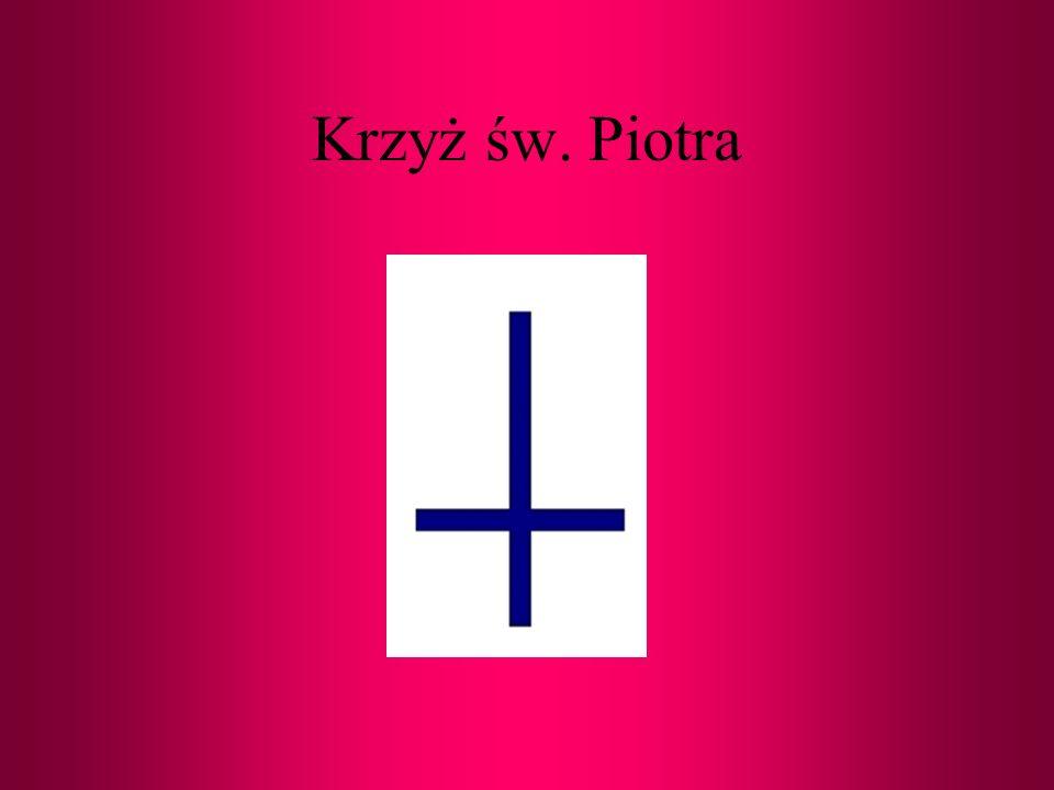 Krzyż św. Piotra