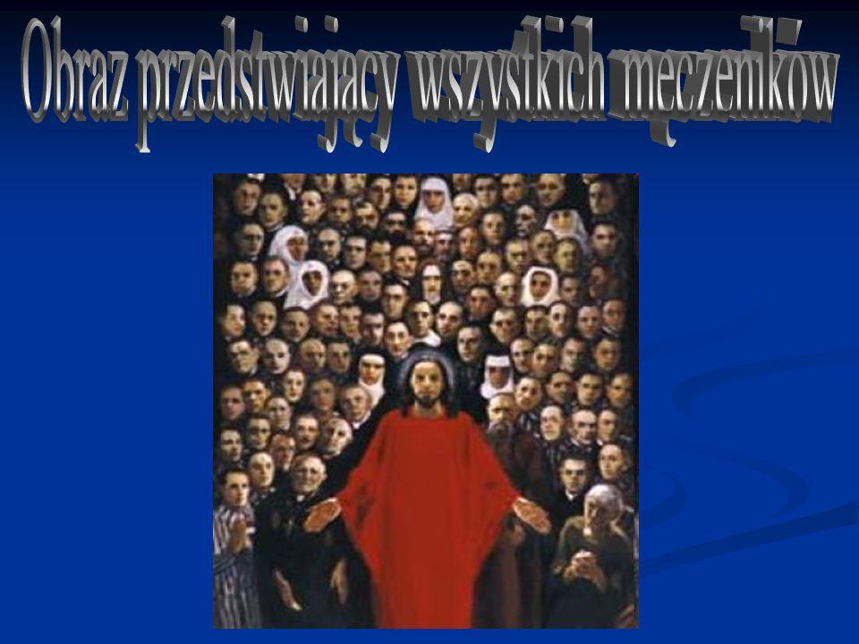 Obraz przedstwiający wszystkich męczeników