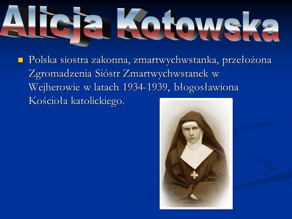 Alicja Kotowska
