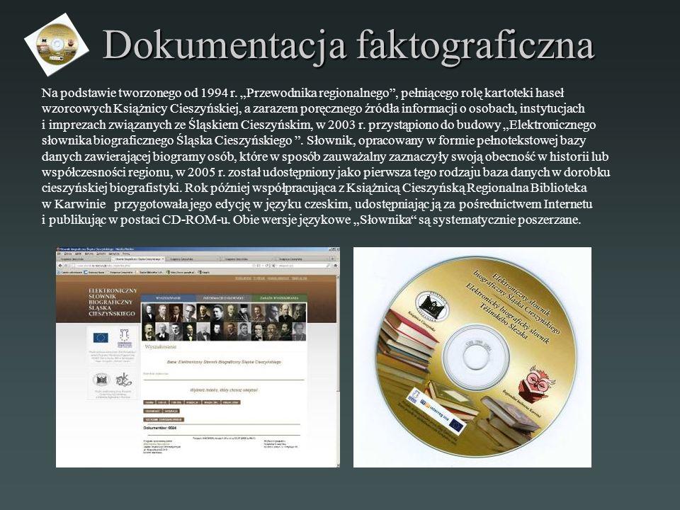 Dokumentacja faktograficzna
