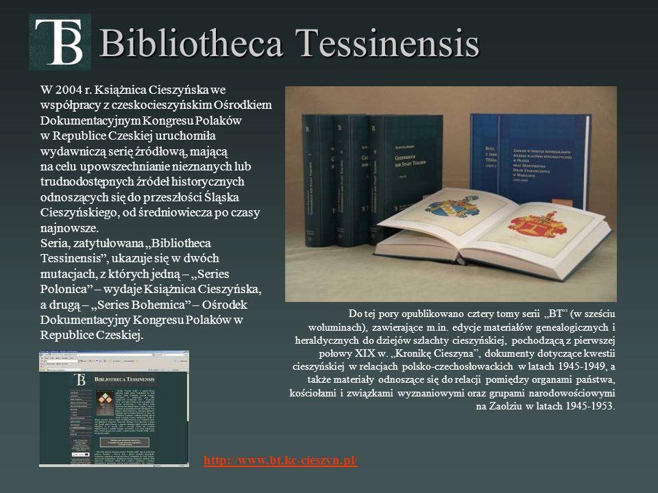 Bibliotheca Tessinensis