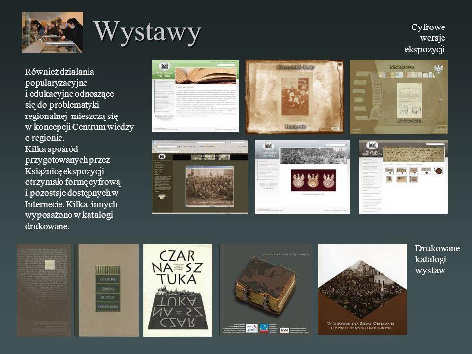 Wystawy Cyfrowe wersje ekspozycji