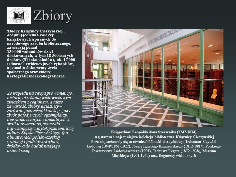 Księgozbiór Leopolda Jana Szersznika (1747-1814)