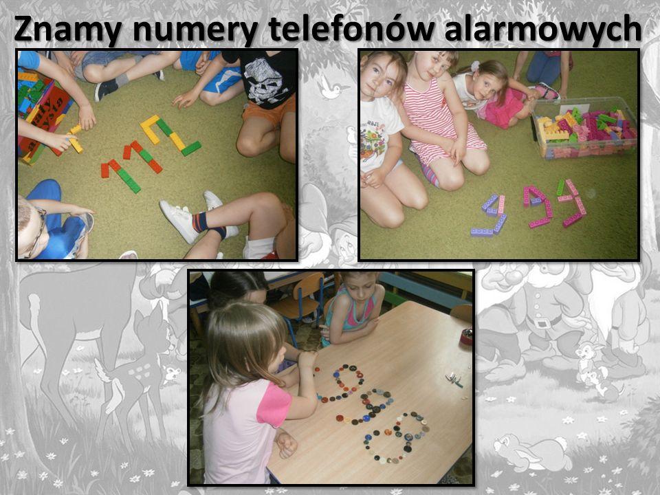 Znamy numery telefonów alarmowych