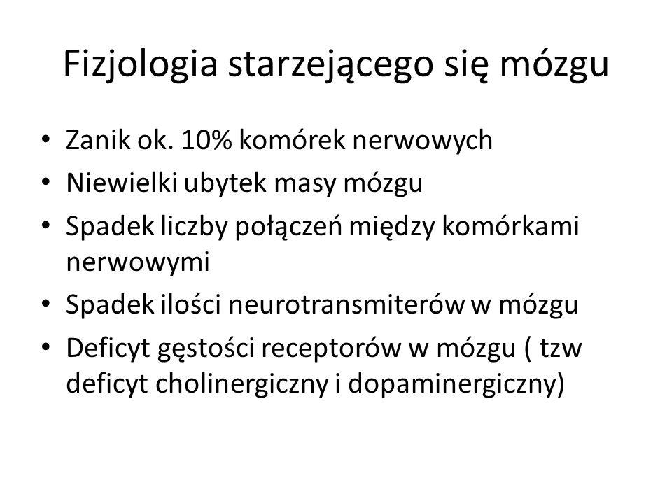 Fizjologia starzejącego się mózgu