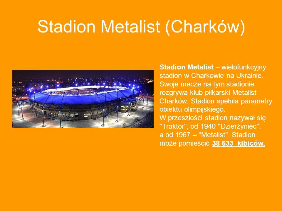 Stadion Metalist (Charków)